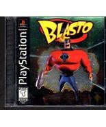 Playstation - Blasto - $18.95