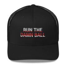 Run the Damn Ball / run the Damn Ball Trucker Cap image 1