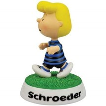 """Peanuts Schroeder Walking 4"""" Ceramic Figurine with Base, NEW BOXED - $20.31"""