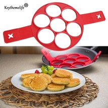 Keythemelife Kitchen Perfect tools Egg Food grade Silicone - $30.41 CAD