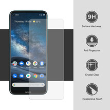 BRAND NEW Nokia 8.3 5G Tempered Glass Screen Protector - $1.99