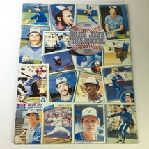 Vintage MLB Official Blue Jays Yearbook 1983 Jim Clancy, Dave Stier, Ern... - $14.25