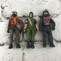 """Lanard Esercito Action Figures Militare Dettagliato 4"""" da Collezione Misto - $19.79"""