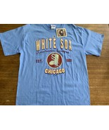 Chicago White Sox MAJESTIC Cooperstown Collection SHIRT Large NWT New - $17.09