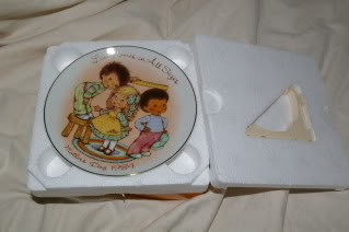 Primary image for Vintage Avon Mother's Day Plates 1984