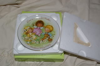 Primary image for Vintage Avon Mother's Day Plate 1983