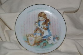 Vintage Avon Mother's Day Plate 1988 Great Gift - $6.99