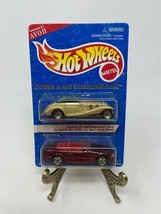 1995 Hot Wheels Avon Father And Son Collector Pack Mercedes 540K and SL - $7.91