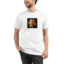 Broken Gears White Unisex Organic T-Shirt Eco Friendly Sustainable Men W... - $31.68+