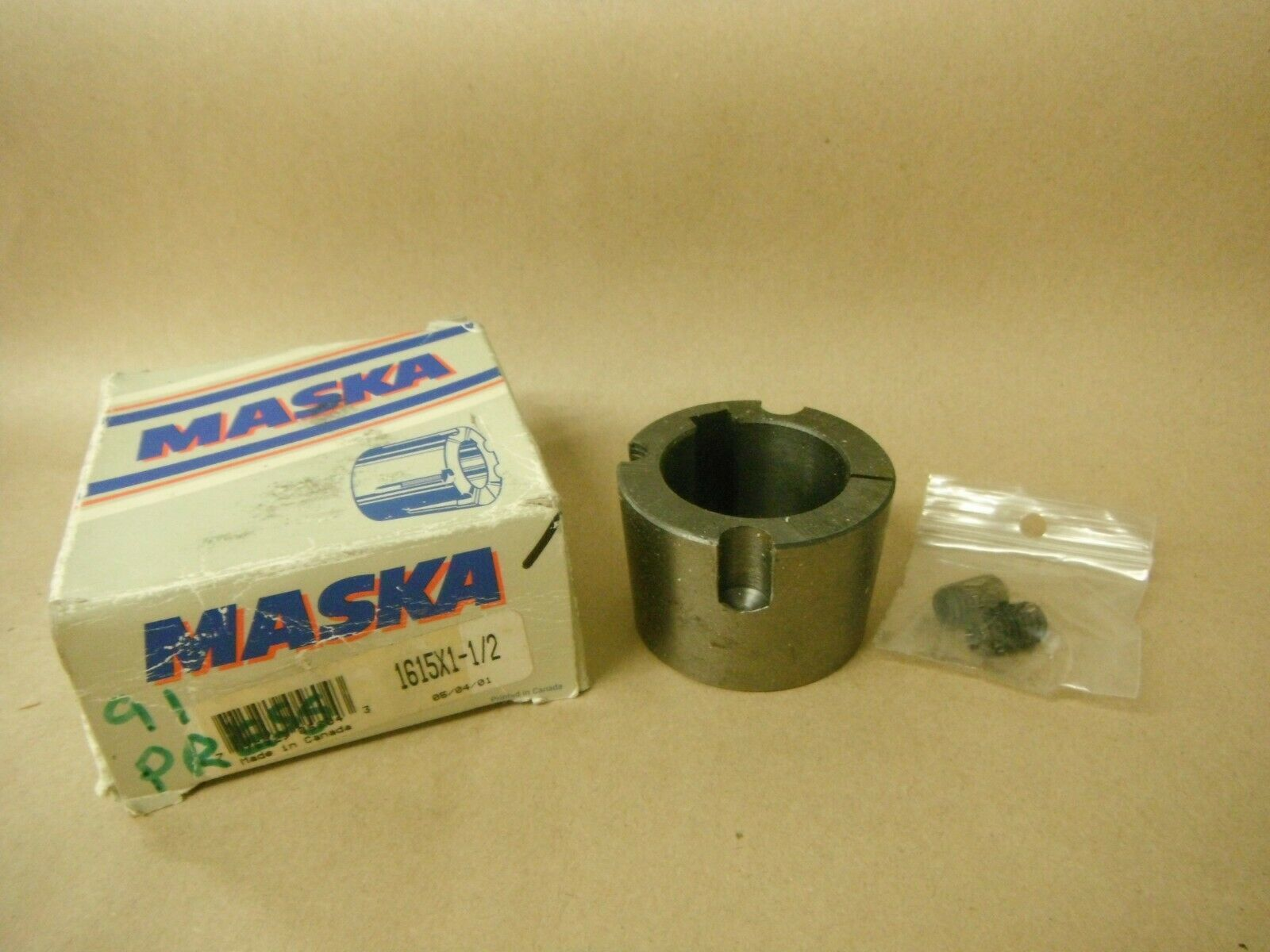 Primary image for MASKA 1615 1-1/2 BUSHING MADE IN CANADA