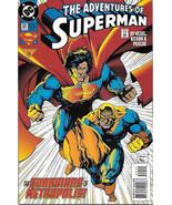 The Adventures of Superman Comic Book #511 DC Comics 1994 NEAR MINT NEW ... - $3.50