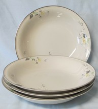 Mikasa G1001 Summer Flowers Cereal or Salad Bowl set of 4 - $32.56