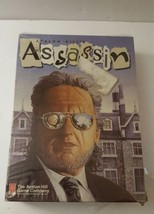 NEW IN BOX Assassin Avalon Hill Games 1993  - $28.03
