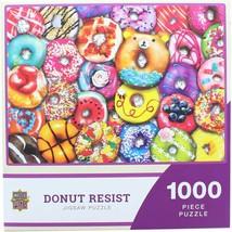 Masterpieces - Donut Resist - 1000 Piece Jigsaw Puzzle - $17.81