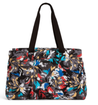 Vera Bradley Triple Compartment Travel Bag - Splash Floral - $118.00