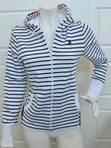 Tommy Hilfiger Damen Baumwolle pullover WEISS Gr.L FREI Versand für DE - $76.30