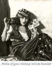 FORTUNE TELLER'S SPELL .Pics of Casting Incl. For Intermediate Levels of Ability - $22.60