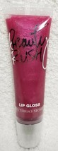 Victoria's Secret Beauty Rush UNKNOWN Mauve Shimmer Lip Gloss .46 oz/13g... - $24.74