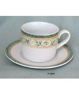 Pfaltzgraff French Quarter Cup and Saucer - $19.98