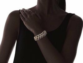 Lena Bernard Gold Und Silberfarben Messing Metall Morana Armband Nwt image 2