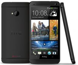 htc one 32gb black m7 unlocked smartphone mobilephone cellphone mobile - $168.80