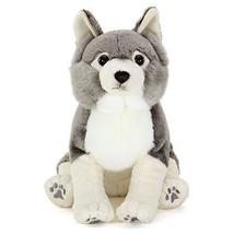 NEW Wolf Plush Stuffed Animal COLORATA Japan F/S - $42.53