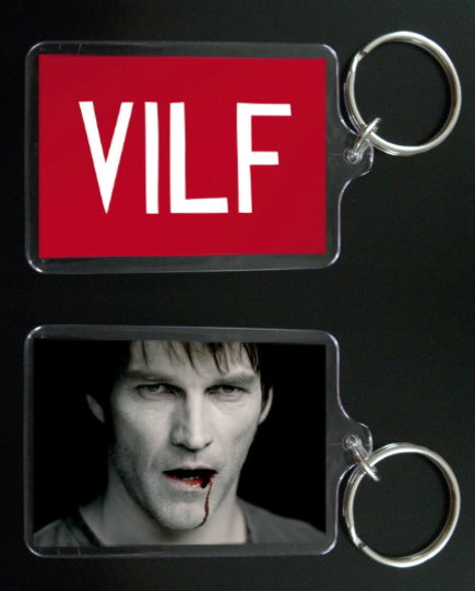 Primary image for TRUE BLOOD keychain BILL COMPTON Stephen Moyer