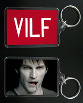 TRUE BLOOD keychain BILL COMPTON Stephen Moyer  - $7.99