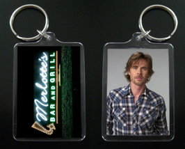 TRUE BLOOD keychain SAM MERLOTTE Sam Trammell  - $7.99
