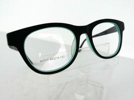 K & D F83717 (C168) Wood-Grain Black 49 x 19 142 mm BUDGET Eyeglass Frames - $18.66