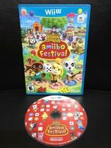 Animal Crossing: Amiibo Festival (Nintendo Wii U, 2015) - $4.94