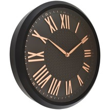 Westclox 33168 15 Round Embossed Wall Clock - $32.28