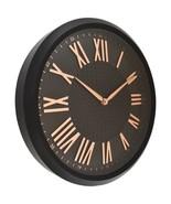 Westclox 33168 15 Round Embossed Wall Clock - $32.28