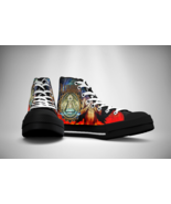 Seitorim Satanic Costum Shoes - $35.99