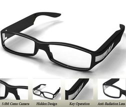 Spy Eyewear Glasses with HD Hidden Camera - $69.95