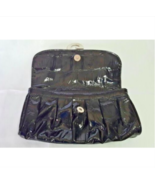G by Guess Black Ladies Clutch Purse Bag Pouch Handbag  - $19.79