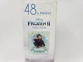 "Disney Frozen II 48 Pc Jigsaw Puzzle - New - Anna ""Strength"" - $9.99"