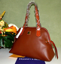 Dooney & Bourke Domed Pebble Leather Shoulder Bag image 2