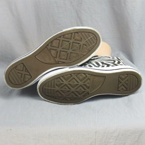 Converse Tout Étoile Chuck Tailleur Géométrique Rayé Échantillon Shoes Hommes 6 image 7