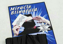 The Mentalist Dream See Through Blindfold True Sight Magic Trick Miracle - $12.37