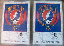 GRATEFUL DEAD TWO FROM THE VAULT 1-2 CASSETTES 1986-1992