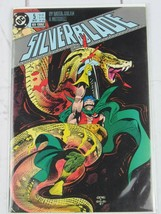 Silverblade #5 (DC 1988) Bagged and Boarded - C4318 - $1.99