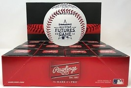(12) Rawlings Official 2014 All Star Futures Game MLB Baseball Boxed - D... - $273.84