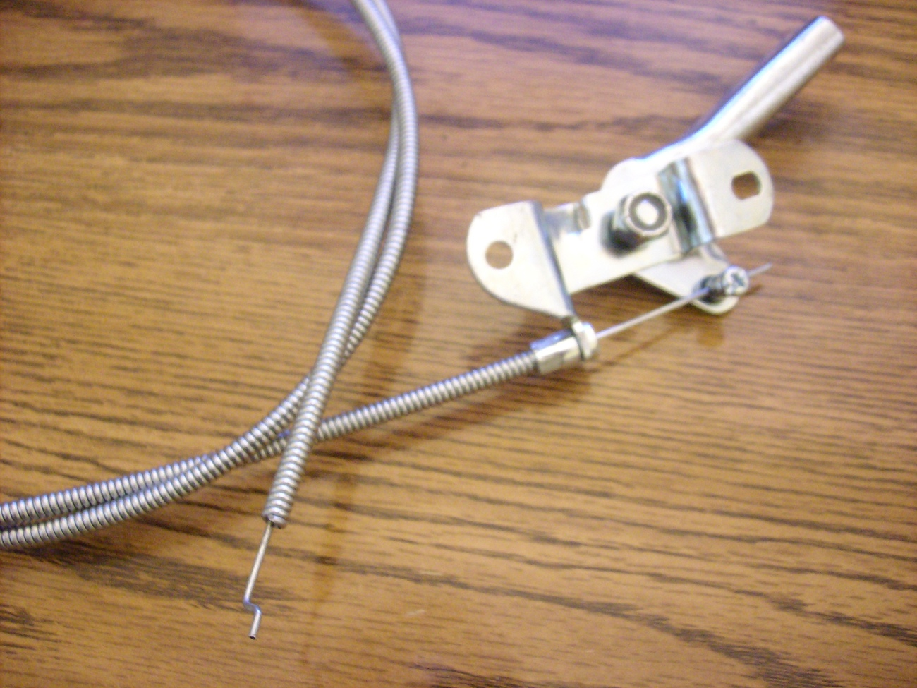 Troy Bilt Horse Carburetor Throttle Cable 9015, GW-9015, GW9015
