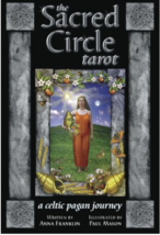 Sacred Circle, Celtic Pagan Journey Tarot by Franklin & Mason - $11.47