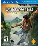 Uncharted: Golden Abyss - PlayStation PS Vita 2012 PSV Game In Mint Condition... - $99.99
