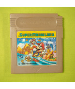 Super Mario Land (Nintendo Game Boy GB, 1989) Japan Import - $8.16