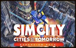 THE SIMCITY CITIES OF TOMORROW EA Origin key - $7.95