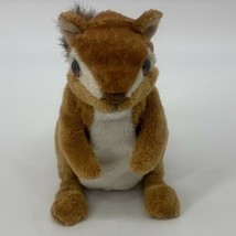FurReal Friend Newborn Chipmunk Interactive Squirrel Chatters Moves 2010 - $11.65