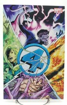 Fantastic Four #587 First Print Volume 1 Marvel Comic Book Johnny Storm Epting - $4.99